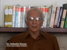 Views of Dr Mubashir Hassan